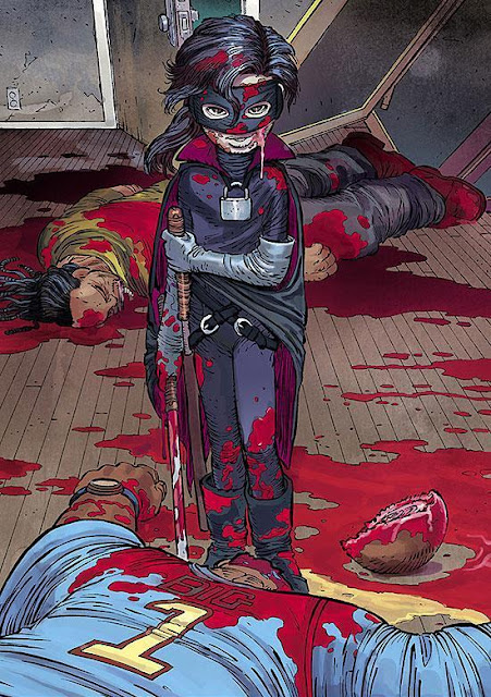 Kick-Ass 2 comic Read Kick-Ass 2 comic online in high