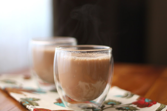 Homemade Chai Tea recipe by Barefeet In The Kitchen
