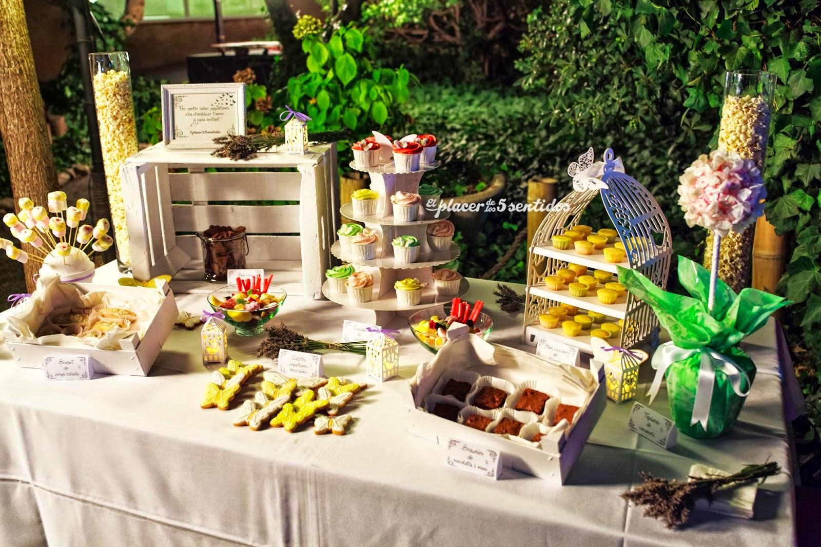 Dulce delirio octubre 2014 - Decoracion de mesa de dulces ...
