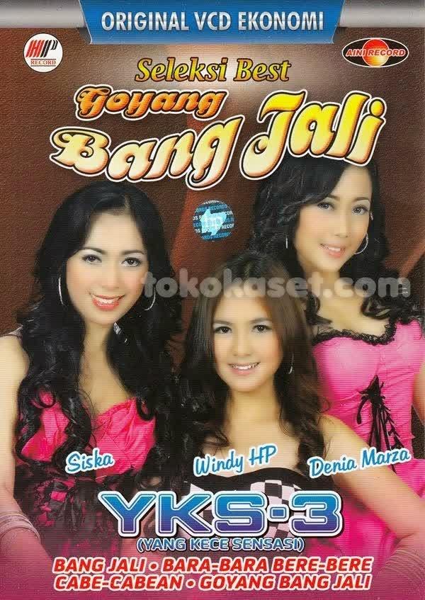 Album Best Goyang Bang Jali 2014