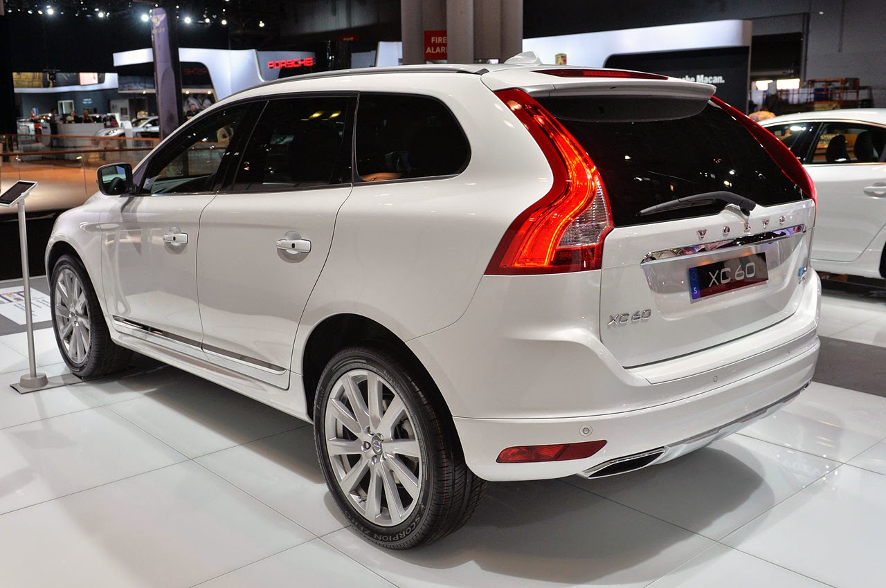 automotiveblogz 2015 volvo xc60 inscription new york 2014 photos. Black Bedroom Furniture Sets. Home Design Ideas