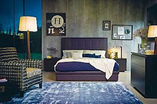 Muebles de Dormitorio para Adultos, Coleccion Hydra