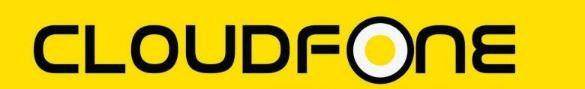 Cloudfone Mobile Logo