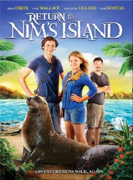 Macera Adası 2 (2013) izle-Return to Nim's Island (2013) turkce dublaj izle-tek parca hd izle