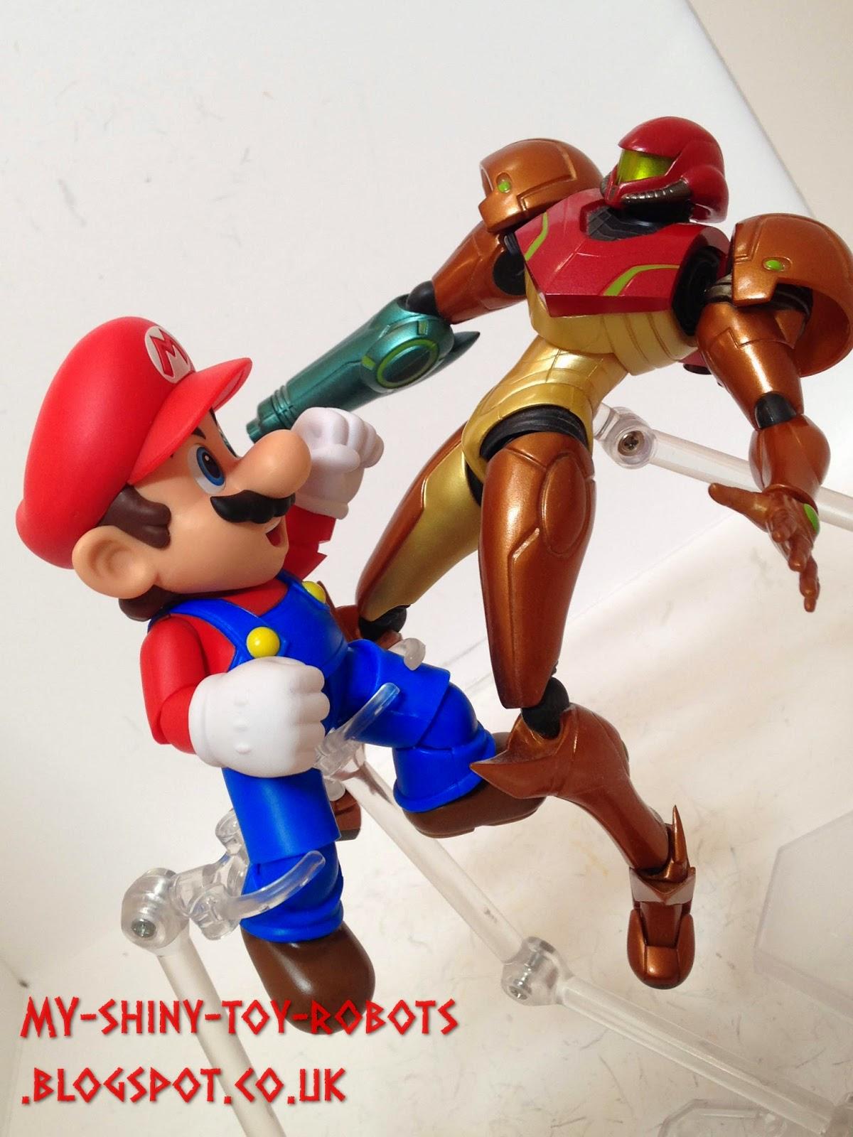 Mario uppercut!