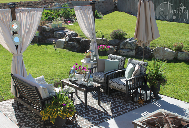 patio decor and decorating ideas - Patio Decor
