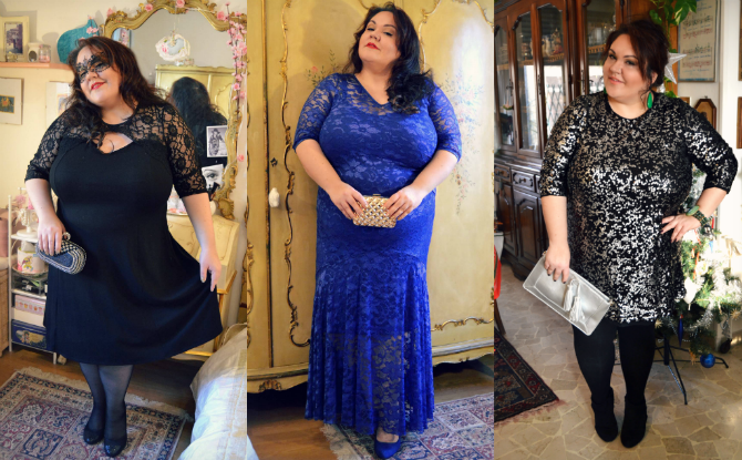 lookbook plus size di capodanno 2016
