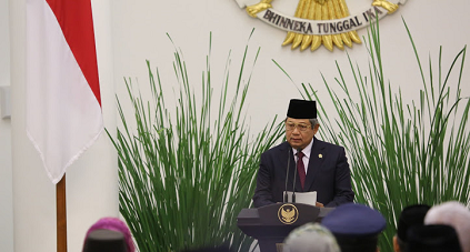 Bapak Presiden Susilo Bambang Yudoyono