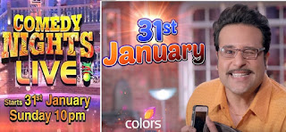 'Comedy Nights Live' Colors Tv Show Story,Cast,Promo and Timings