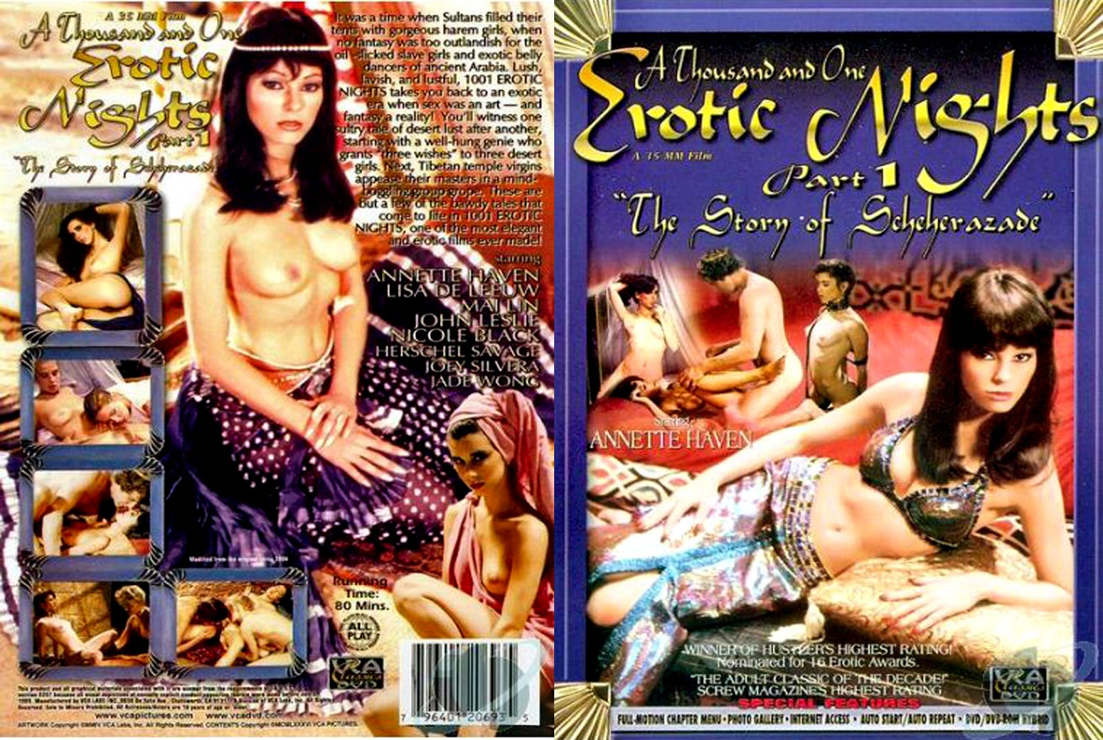 1001 erotic nights the story of scheherazade 1982 9