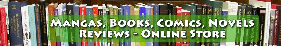 Comics - Novel Reviews