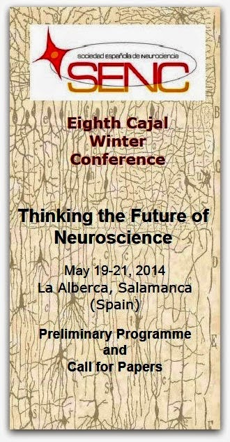 21/mayo(hasta). Conferencias de neurociencia. Alberca
