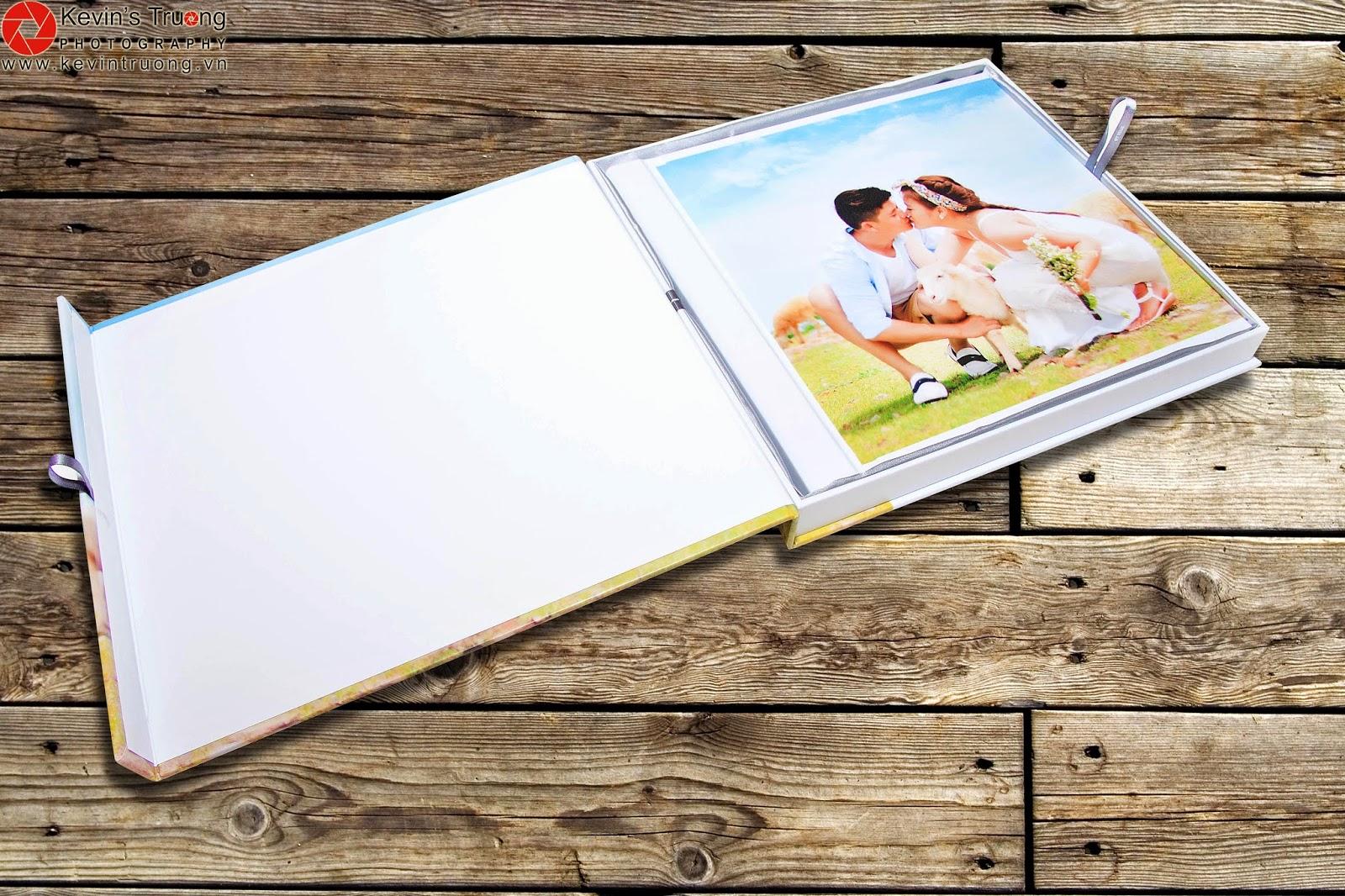 Gia Công-In Album Cát Kim Tuyến-Album 3D,Photobook,Ép gỗ các loại - 33