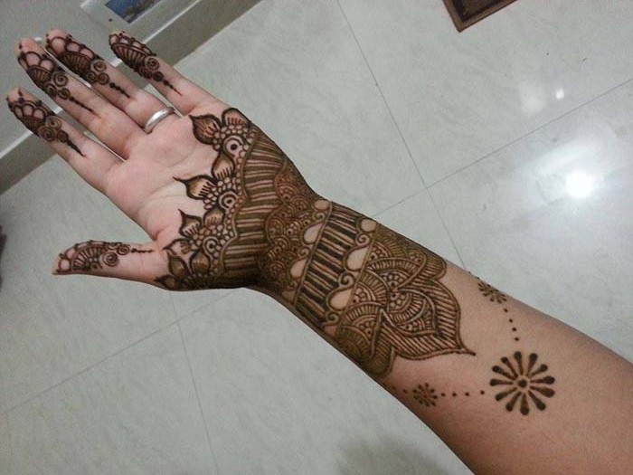 Mehndi For Download : Bridal mehndi designs latest collection