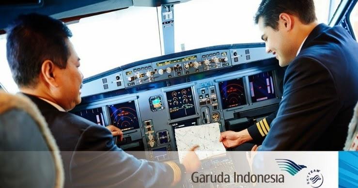 fly gosh  garuda indonesia pilot recruitment