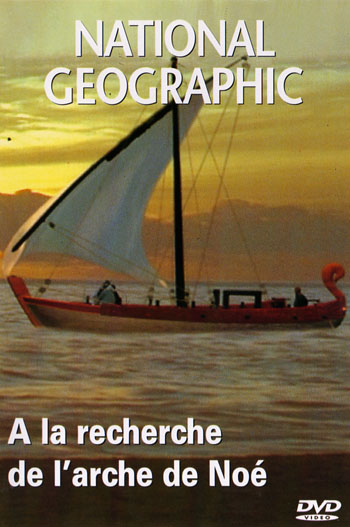 A la recherche de l'arche de Noé affiche