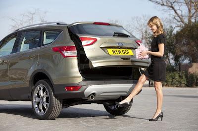 Ford Kuga 2013 - sensor portón trasero - coches y motos 10