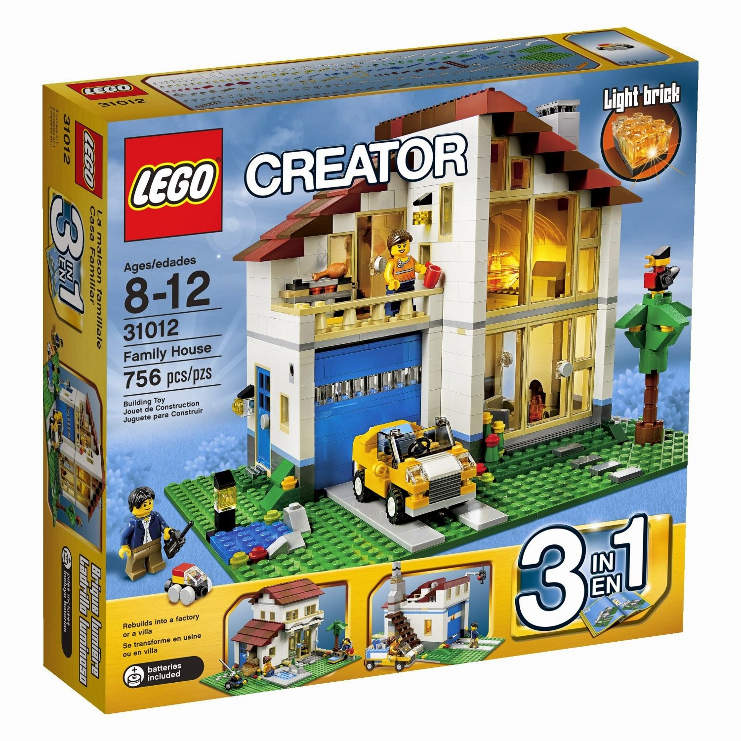 Mad for Mid-Century: Lego Mid-Century Modern Home Set
