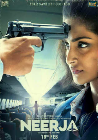 Free Download Neerja (2016) Full Hindi Movie Download Hd