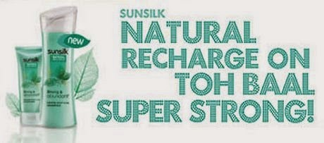 Sunsilk Natural Recharge Conditioner Review