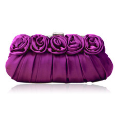 Silk Evening-Clutch