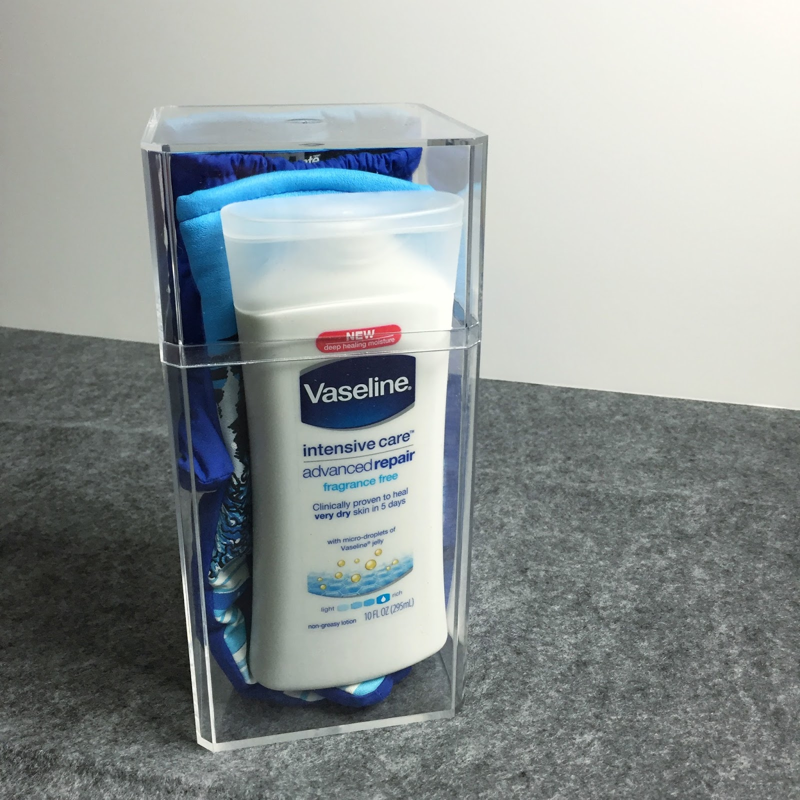 how to make lotion using vaseline