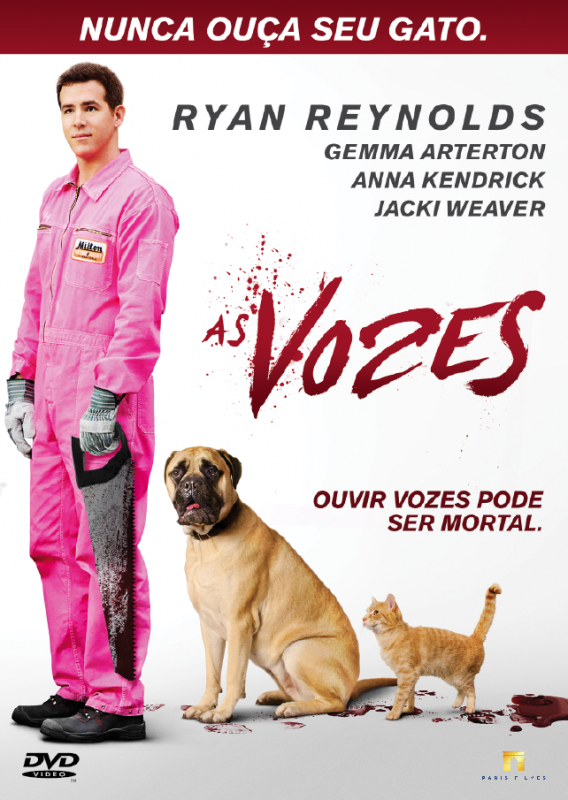 As Vozes – Dublado (2014)