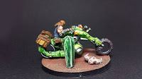 KUM MOTORIZED TROOPS - HAQQISLASM - INFINITY THE GAME 5