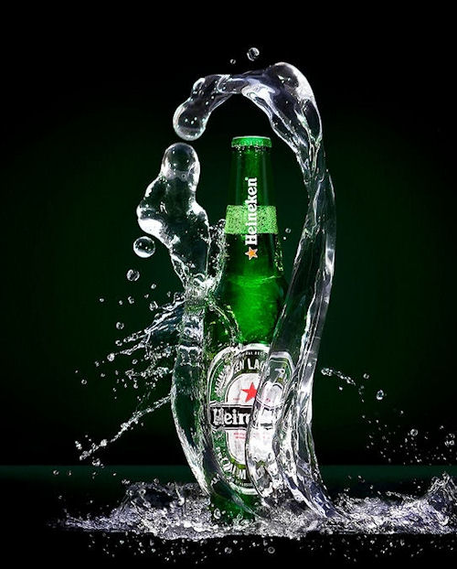 Cerveza Heineken - Beer - La Bière - Bier