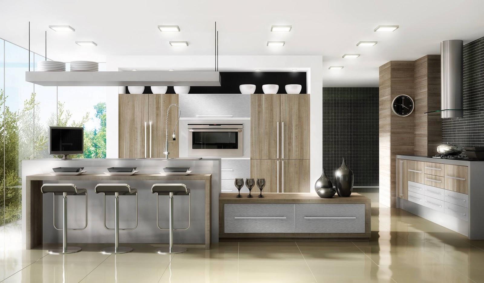Architetare Ambientes Planejados: Cozinhas #408B73 1600 934