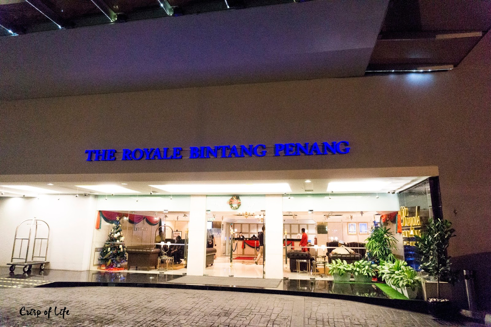 Royale Bintang Penang Friday Night Poolside BBQ dinner