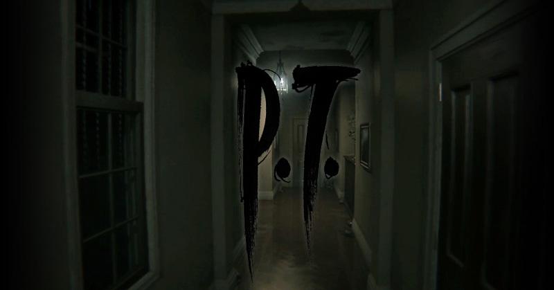 噂のホラーゲームP.T.をPS4でやってみました。