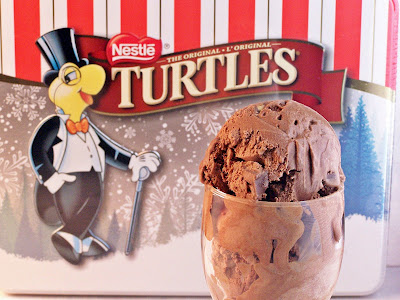 Turtles Ice Cream by Cravings of a Lunatic