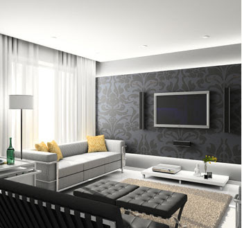 Home Decoration Design: Interior Design 2012