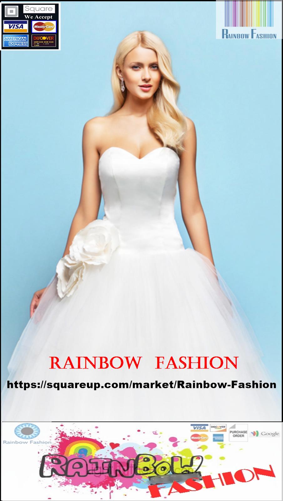 Rainbow clothing store hourly pay