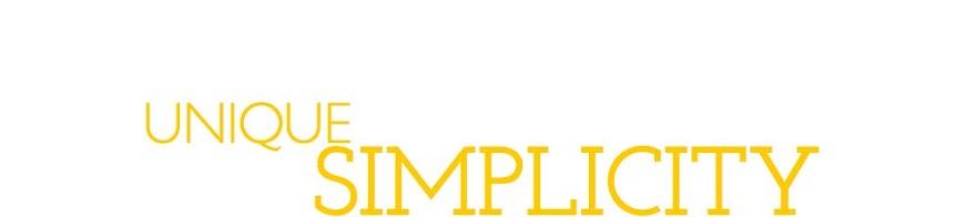 unique simplicity