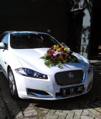 sewa mobil mewah untuk acara pernikahan di surabaya