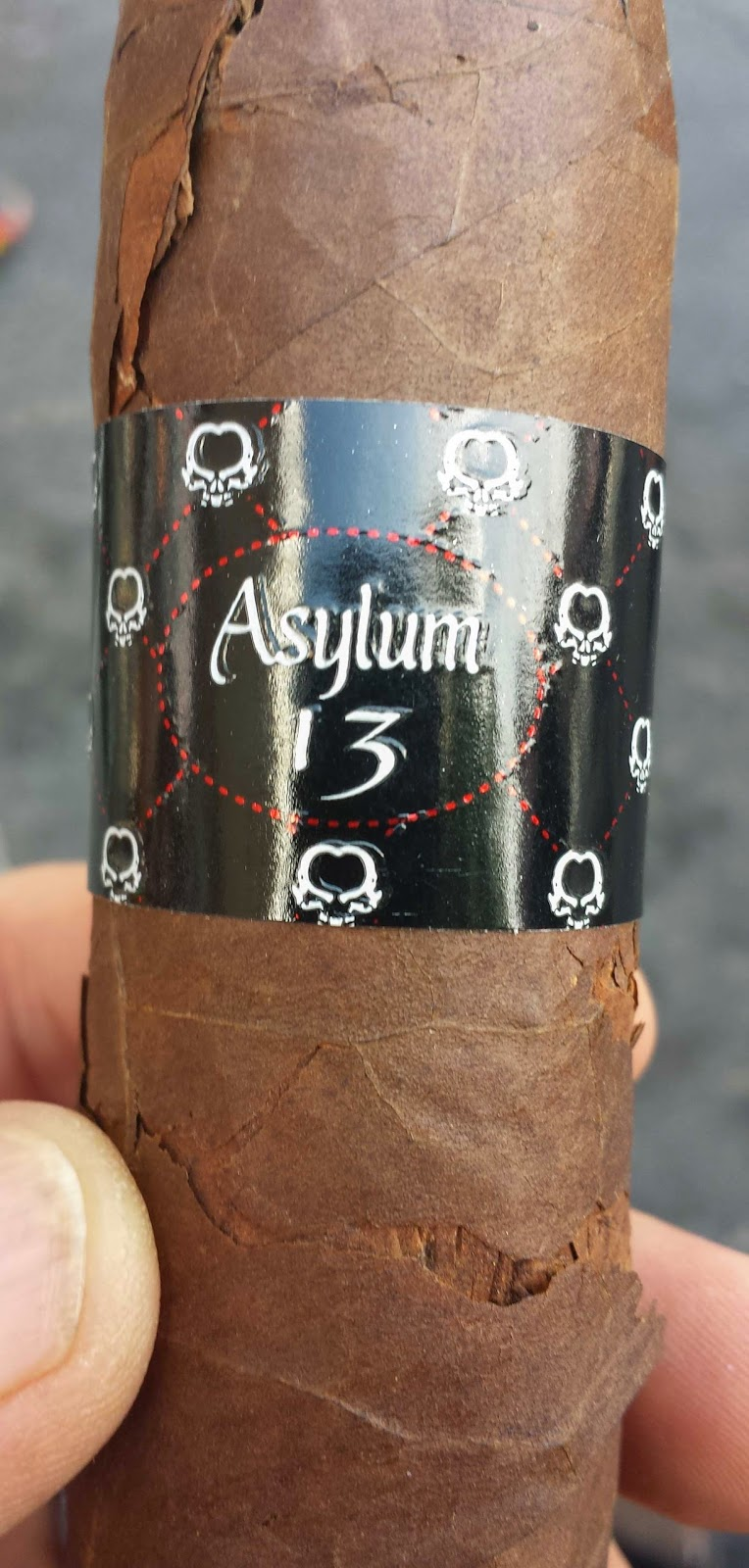 Asylum 13 Eighty Giant 6 x 80