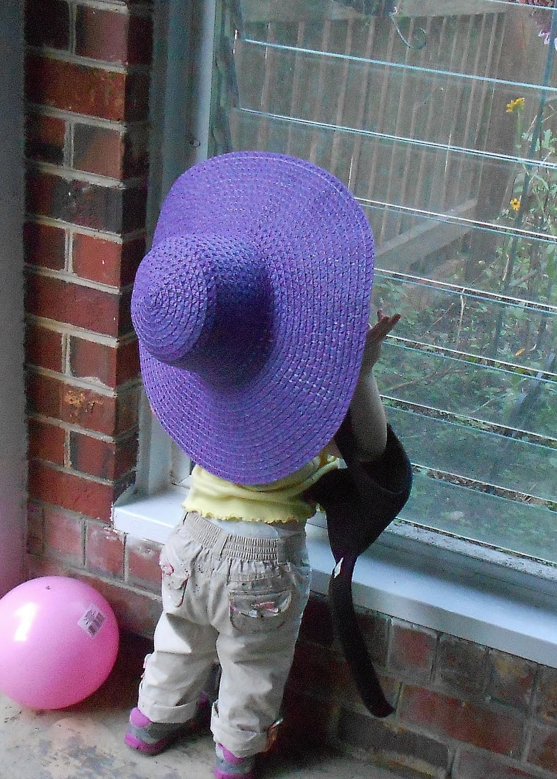 purple hat - 2013