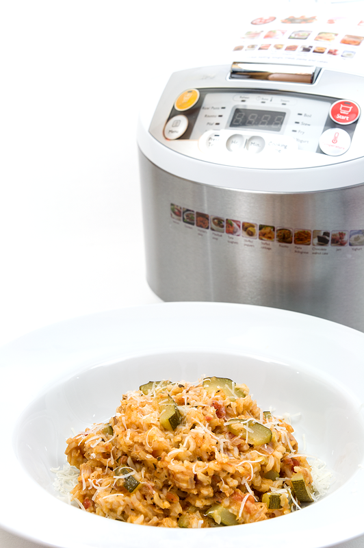 Risotto with tunna by Philips Multicooker HD3037