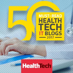 2017 Top 50 HealthTech Blog