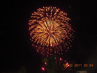 2011 Pyromusical Competition Philippines
