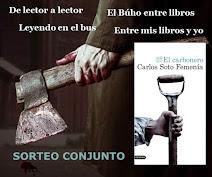 """Sorteo en """"El Búho entre libros"""""""