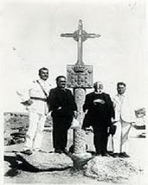 ANGOLA ANOS 1800, O PADRÃO AINDA NO LUGAR ORIGINAL ONDE FOI COLOCADO POR DIOGO CÃO.
