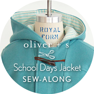 School Days Jacket Sew-Along