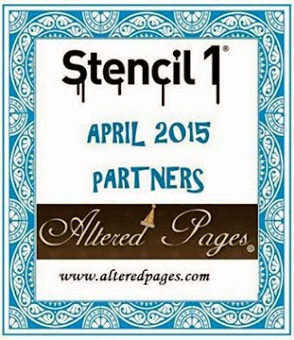 Altered Pages March Partner