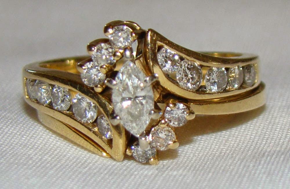 Inspiration for Shaped Wedding Rings Engagement with Diamond pictures hd