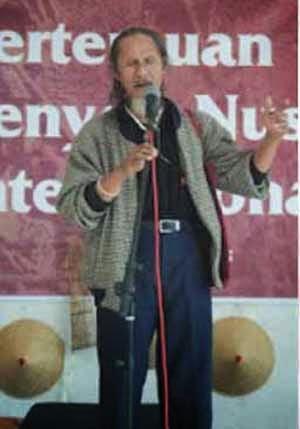 Tarung Baca Puisi di PPN V di Palembang