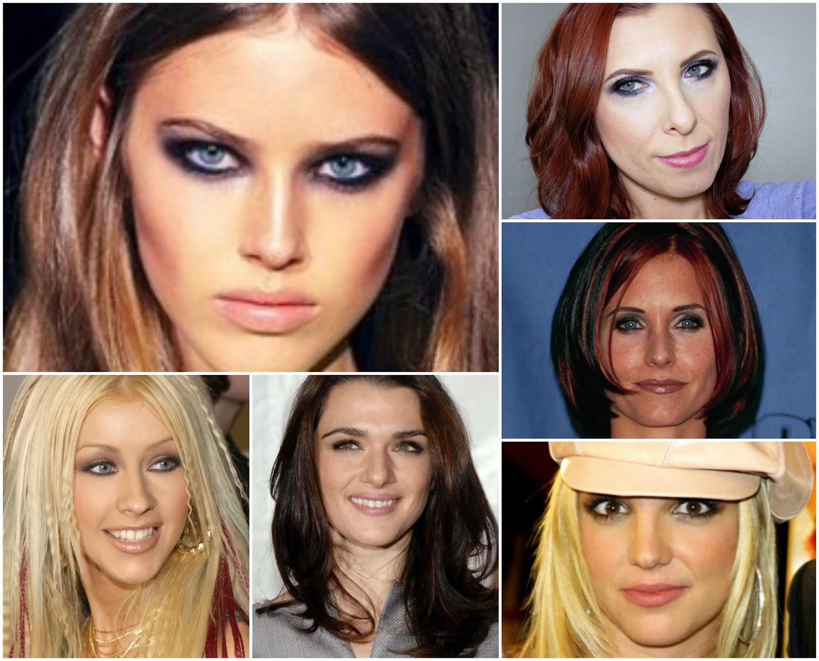 2000s makeup trends