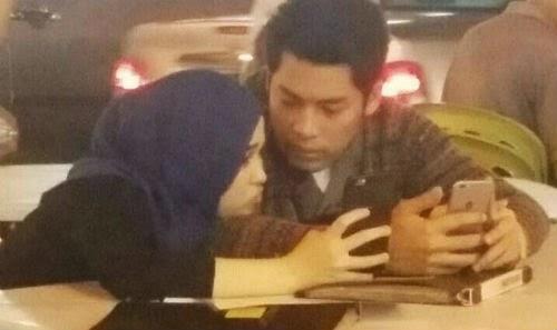 Bukti Kamal Adli & Emma Maembong Sedang Hangat Di Lamun Cinta